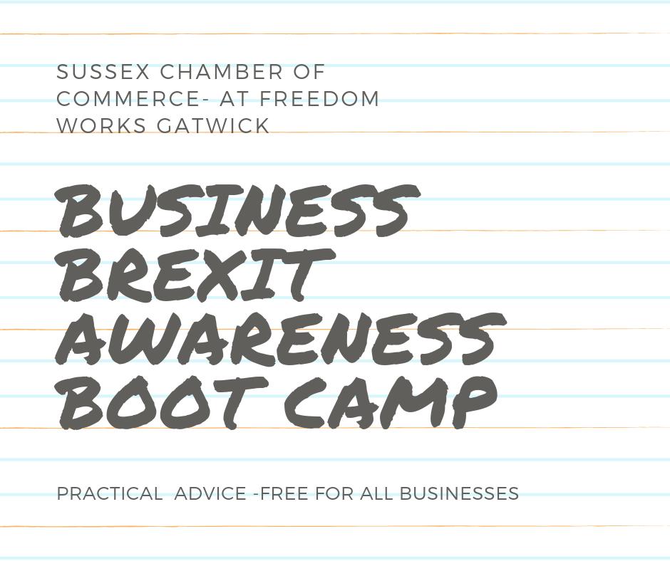 Business Brexit Awareness Boot Camp