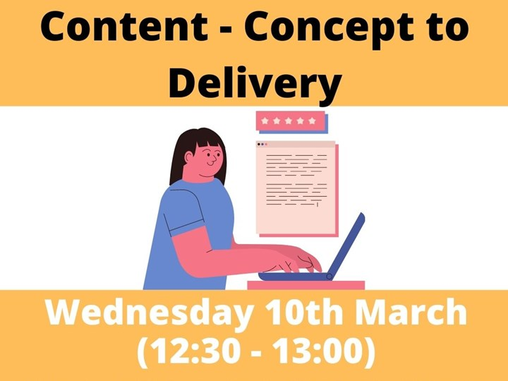 Performance Driven Content - Concept to Delivery